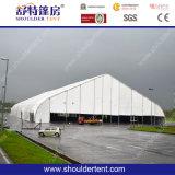 特別なPVCドアとの販売のための屋外の保管倉庫のテント
