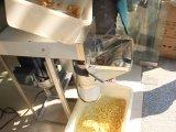 Pasta automática rápida e eficaz da máquina de moedura do alho da extração (FC-308)