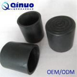 Coutume de Qinuo chapeaux en caoutchouc de pieds de 1 meubles de pouce avec la qualité