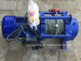 Auto Power Electric Wire Rope Winch