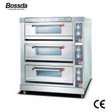 Neue Entwurfs-Cer-anerkannte arabische Gaststätte-elektrische Brot-Backen-Ofen-Bäckerei-Geräte