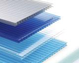 Externer Baumaterial-örtlich festgelegter Patio-wasserdichter Plastiksonnenschutz