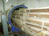 熱い! 真空のカーテンの設定機械(機械を作るか、または形作る波形)