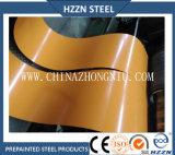 Tôle d'acier enduite d'une première couche de peinture de Galvalume ASTM