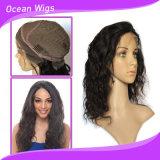 Da peruca cheia do laço da densidade 18inch de 150% cabelo humano brasileiro de venda quente