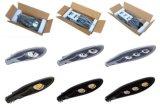 방수 60W120W180W200W LED 가로등 가격 세륨, RoHS가 2017의 도매에 의하여 + 잘 Bridgelux 45mil 칩 IP65 값을 매긴다