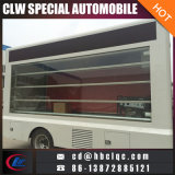 Chine Nouveau Mobile LED Van Outdoor LED Display Scrolling Billboard Trucks