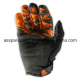 Перчатки Motocross Bike грязи Ltd Orange&Black новые для всадника (MAG20)