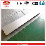 Fachada de aluminio ambiental de la pared del verde de la energía del ahorro
