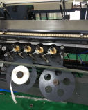 Bobinas de papel de alta velocidad de impresión flexográfica inalámbrica de cola fría Volver Envolver Notebook encuadernación Haciendo M