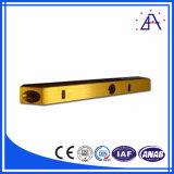 Fabricante profesional de China de aluminio anodizado extrusión de perfiles