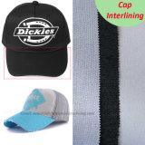 Accesorio del sombrero de béisbol del deporte del comerciante del casquillo de la lona del sombrero que interlinea difícilmente