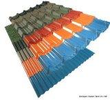 Лист /Corrugated толя горячий окунутый гальванизированный стальной