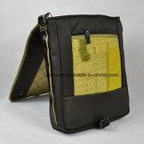 Saco material de nylon do portátil da alta qualidade Eco-Friendly, saco Multifunction feito sob encomenda do mensageiro do portátil do OEM