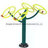 運動場および公園の屋外の適切な装置の円形Taiのキー