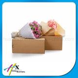 Выполненный на заказ картон цветет подарок бумажная упаковывая коробка