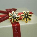 bijou de mode de boucles d'oreille de goujon de femmes de l'acier inoxydable 316L