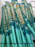Vassoura de vara plástica de venda quente, limpeza sem escova de pó