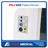 Monitor paciente del multiparámetro del equipo del hospital Pdj-3000