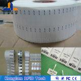 Großhandels-RFID Schmucksache-elektronischer Kennsatz mit Chip F08