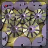 Ботинки молотилки диаманта/конкретные меля плиты G04