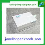 Rectángulo de regalo de papel de empaquetado modificado para requisitos particulares del rectángulo de la manera