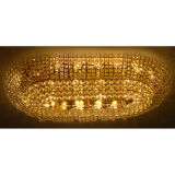 Bl-453 de Verlichting van het Plafond van het kristal voor de Lamp van de Tegenhanger van het Hotel