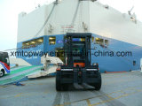 Carrello elevatore pesante materiale brandnew del carrello elevatore 30ton della maniglia, carrello elevatore del contenitore del motore diesel