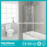 Erstklassiges eingehängtes Dusche-Gehäuse mit ausgeglichenem lamelliertem Glas (SE937C)