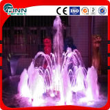 Euro Style Flower Basket Water Music Dancing Wedding Fountain