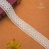 Nuovo merletto francese caldo sottile del tessuto del vestito da cerimonia nuziale del merletto