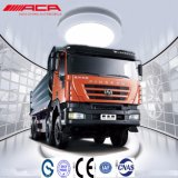 Vrachtwagen van de Stortplaats Kingkan 6X4 Op zwaar werk berekende 340HP van saic-Iveco Hongyan de Nieuwe/Kipper