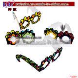 Décoration en plastique de cheveu en verre de cadeaux promotionnels de postes de promotion (P4065)