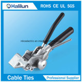 6.4mm Band Lqa Stainless Steel Cable Tie Tool