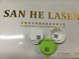 Incisione del laser della fibra prezzo della macchina della marcatura del laser della fibra della vigilanza dell'anello dei monili sul mini