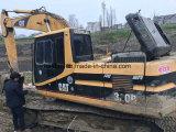 Máquina escavadora usada 320b do gato (máquina escavadora hidráulica da lagarta 320B)