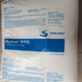 Solvay Ryton R-4-200bl (PPS R-4-200BL) 까만 Polyphenylene 황하물 기술설계 플라스틱