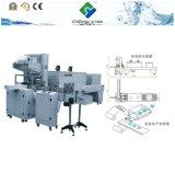 Machine thermique d'emballage en papier rétrécissable de film automatique de PE