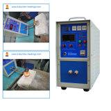 argent 16kw à haute fréquence/machine de brasage de cuivre de chauffage par induction