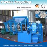 Solas desfibradora/trituradora del eje del plástico/de madera/del papel para la venta