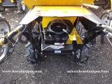 Mini descargador de la calidad del mejor del precio de la suciedad carro eléctrico excelente del alcance