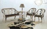 Mobília da cadeira de tabela da sala de jantar do projeto moderno na sala de visitas