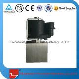 C.C. elétrica de aço 12V da válvula do produto comestível de Stainess do fornecedor chinês