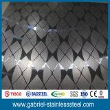 Poids de feuillard d'acier inoxydable d'épaisseur d'ASTM 304 1.0mm