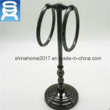 Nuova barra di tovagliolo placcata Nikel dell'anello di tovagliolo del bagno del raso di disegno dalla Cina