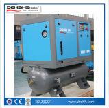 управляемый поясом портативный компрессор воздуха винта 7.5kw