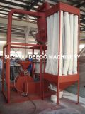 Plastic Pulverizer van pvc Machine