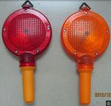 Indicatore luminoso d'avvertimento solare portatile di sicurezza stradale di traffico della barriera di sicurezza LED
