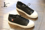Fashion Leather Men ' s Shoes for Casual and Sports (CAS - 048)