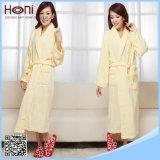 最も新しいデザイン綿のジャカードショールカラー卸売の浴衣